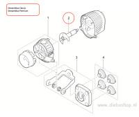 Oase Vervang Rotor Streammax 5000 thumb