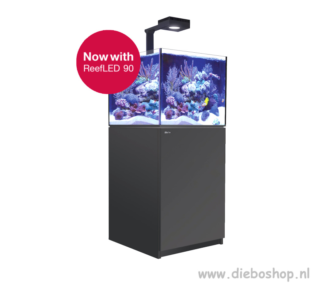 Red Sea Reefer 200XL Deluxe Zwart 1XRL90