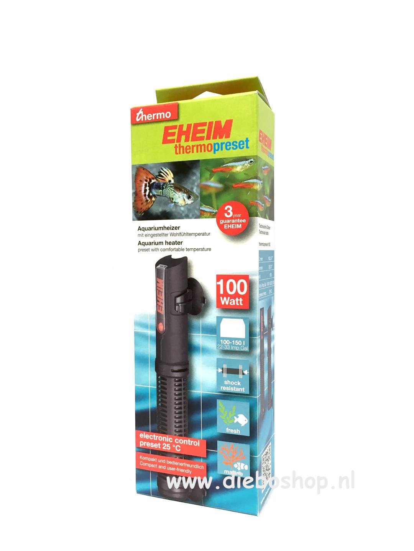 Eheim Thermopreset 100 Watt