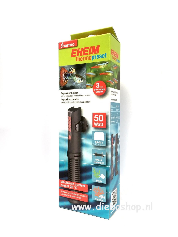 Eheim Thermopreset 50 Watt