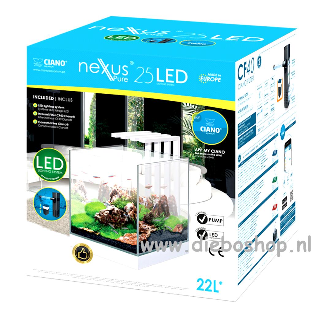 Ciano Nexus Pure 25 Led
