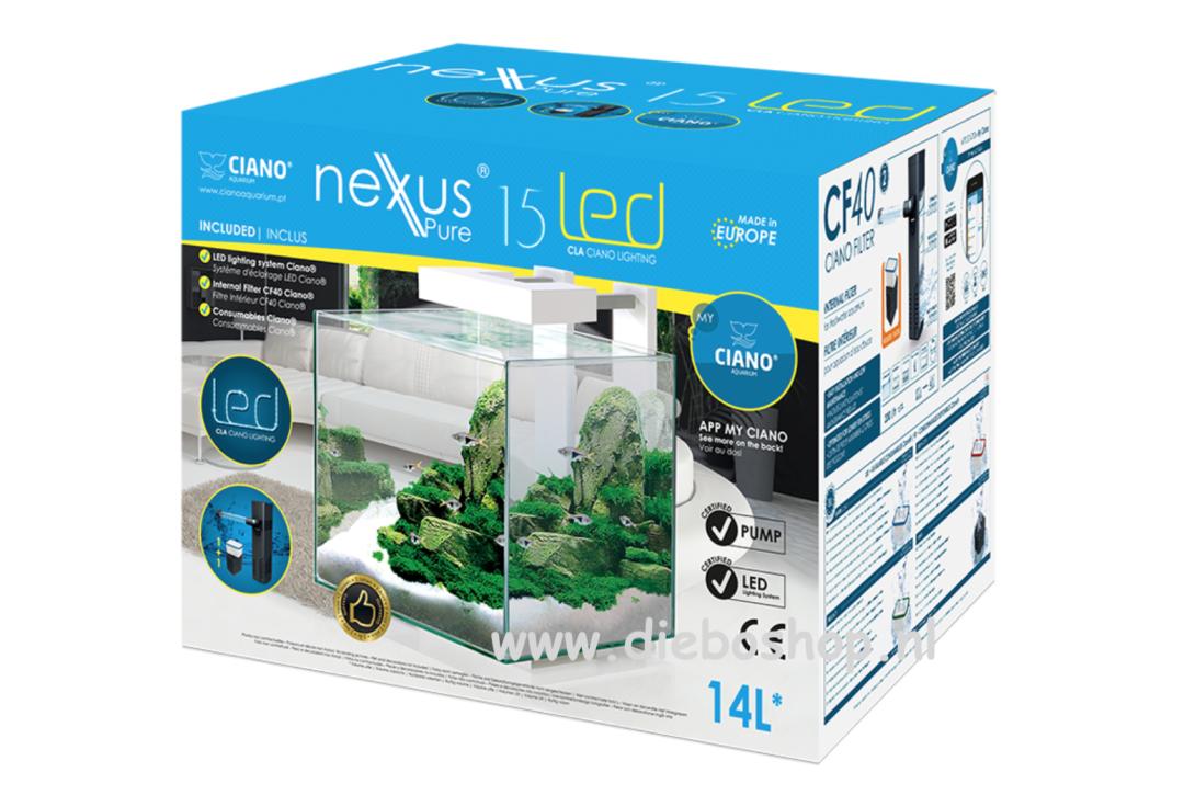 Ciano Nexus Pure 15 Led
